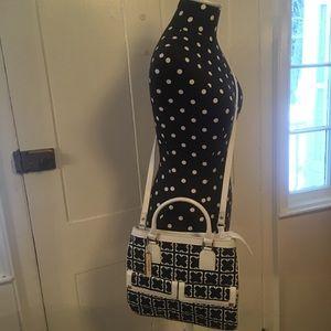 Liz Claiborne Clover Crossbody Bag